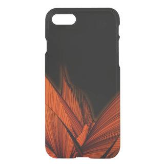 Windender orange Stern iPhone 7 Hülle