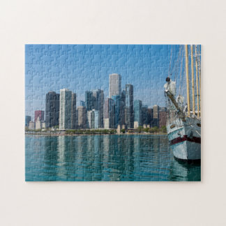 Windiges Segeln Puzzle