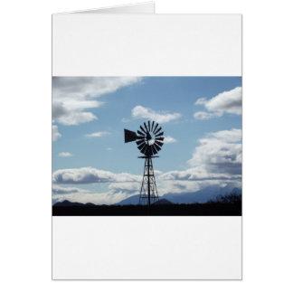Windmühle Karte