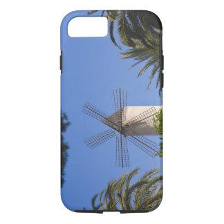 Windmühle, Palma, Mallorca, Spanien iPhone 8/7 Hülle