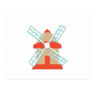 Windmühle Postkarte