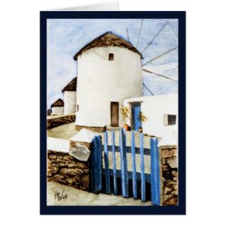 Windmühlen Karte