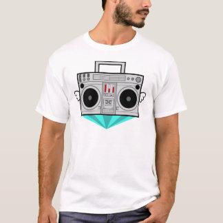 Winged Boombox T-Shirt