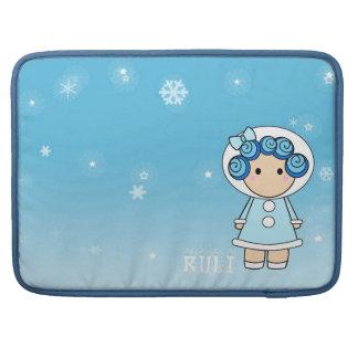 """Winter 15"""" Macbook Prohülse MacBook Pro Sleeve"""