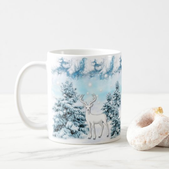 Winter Wunderland Tasse