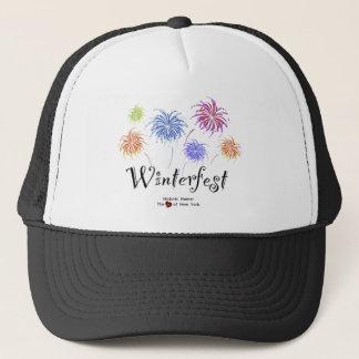 Winterfest Truckerkappe