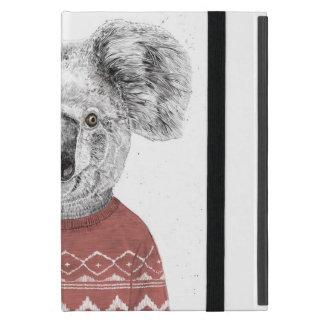Winterkoala (rot) iPad mini etui
