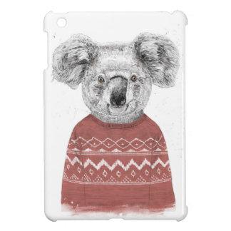 Winterkoala (rot) iPad mini hülle