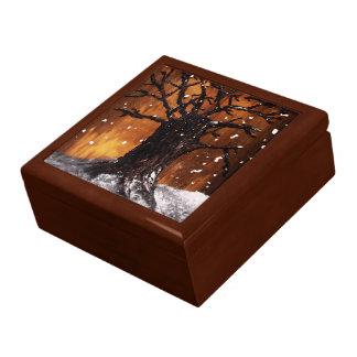 Wintertree 3 Andenken-Kasten Erinnerungskisten