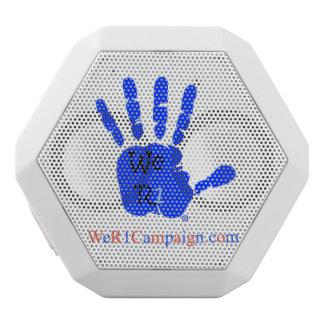 Wir blauer HandR1 Bluetooth Lautsprecher