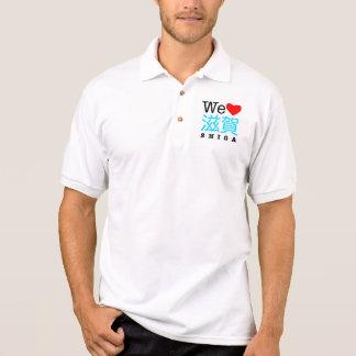 Wir Liebe Shiga-Polo-Shirt Polo Shirt