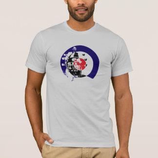 Wir sind die Mod auf Silber T-Shirt