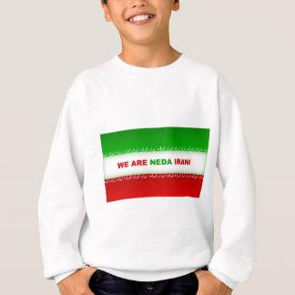 Wir sind NEDA Iraner Sweatshirt