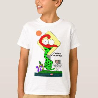 Wirbelmaschinen-Überfahrt! Mit Catalina Shyles die T-Shirt