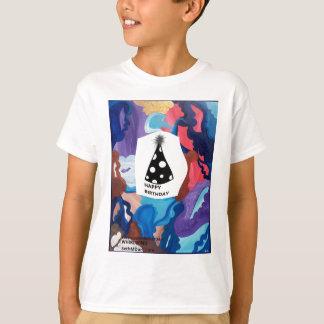 Wirbelwind-alles Gute zum Geburtstag T-Shirt