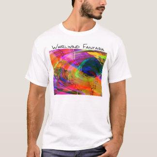 Wirbelwind-Fantasie T-Shirt