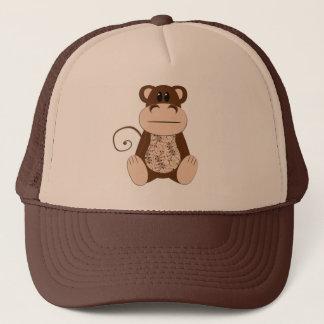 Wirbler Affe-Hut Truckerkappe