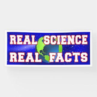 """""""Wirkliche Wissenschafts-Sachverhalt"""" Version 2 Banner"""