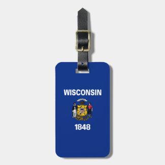 Wisconsin 1of2 koffer anhänger