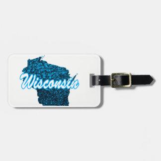 Wisconsin Gepäckanhänger