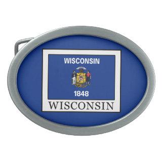 Wisconsin Ovale Gürtelschnalle