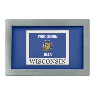 Wisconsin Rechteckige Gürtelschnallen