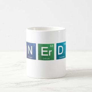 Wissenschafts-Nerd-Tasse Kaffeetasse