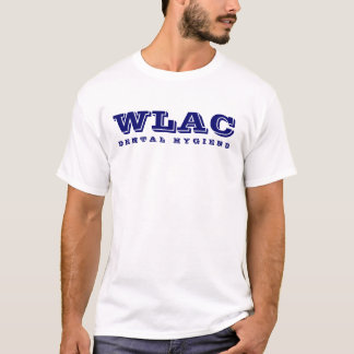 WLAC zahnmedizinische Hygiene T-Shirt