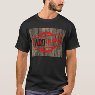WOD IN USA-T - SHIRT