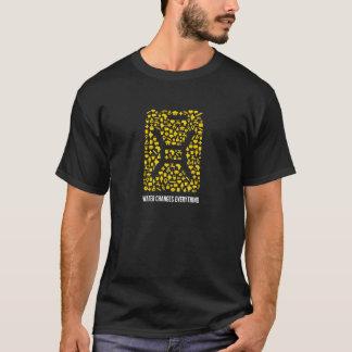 Wohltätigkeit: Wasserikonent-stück durch Jeremy T-Shirt