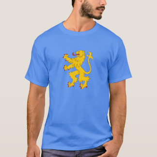 Wohnungs-Flaggen-T - Shirt