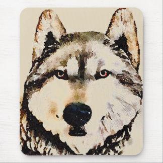Wolf-Natur Mauspad