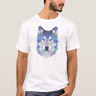 Wolf-Polygon T-Shirt