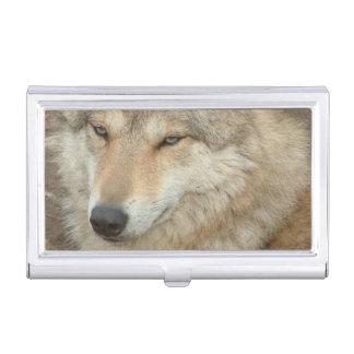 Wolf Visitenkarten Etui