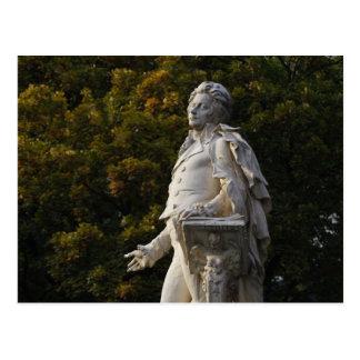 Wolfgang Amadeus Mozart Postkarten
