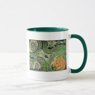 """Wölfli """"Maria-Schloss-"""" schöne Kunst Tasse"""