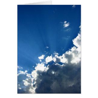 Wolken Karte