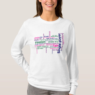 Wort-WolkeHoodie T-Shirt