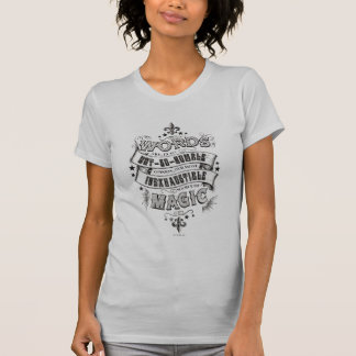 Wörter Harry Potter-Bann-| sind das unser meiste T-Shirt