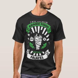 Wortspiele für TagT - Shirt: Zu viel arabische T-Shirt