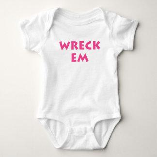 Wrack-EM Baby Strampler