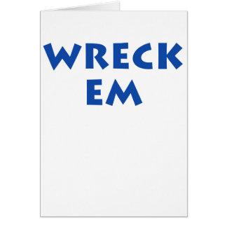 Wrack-EM Karte