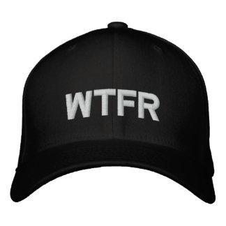 WTFR (Cleveland) Bestickte Baseballkappe
