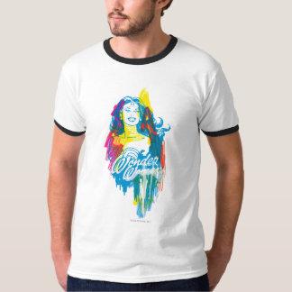 Wunder-Frau buntes 1 T-Shirt