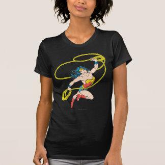 Wunder-Frau hält Lasso 3 T-Shirt