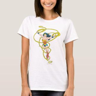 Wunder-Frau im Lasso T-Shirt