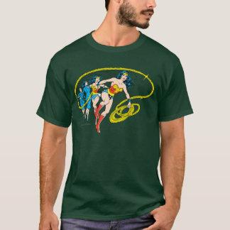 Wunder-Frau wandeln um T-Shirt