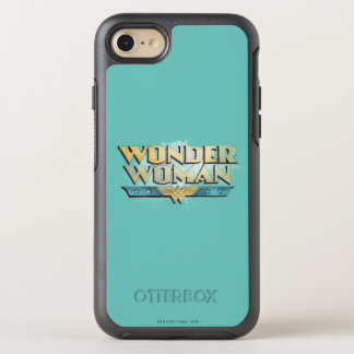 Wunder-Frauen-Bleistift-Logo OtterBox Symmetry iPhone 8/7 Hülle