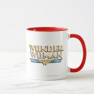 Wunder-Frauen-Bleistift-Logo Tasse