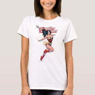 Wunder-Frauen-Comic-Abdeckung T-Shirt